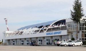 Солнечный аэропорт приморского Бургаса