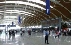 Шанхайский аэропорт Пудун