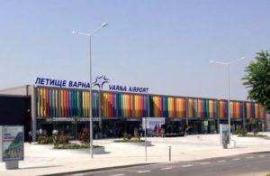 Терминал № 2 аэропорта Варны