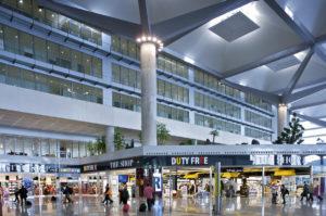 Новый терминал (Т3) Аэропорта Малага