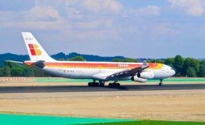 Национальная авиакомпания Испании
