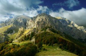 Горная система Старая Планина