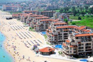 Морские курорты Болгарии