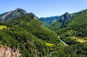 Реки Черногории