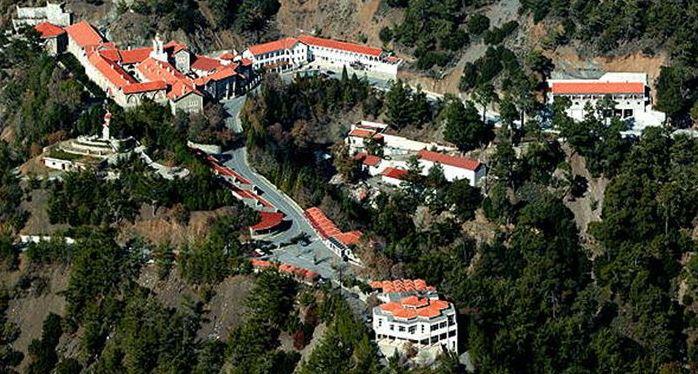 Свято -Киккский монастырь