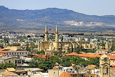 Никосия - Столица острова