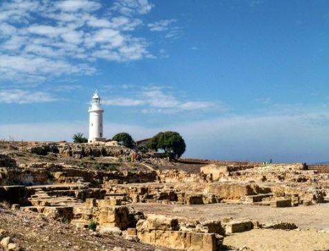 Культурная столица и город-курорт Пафос
