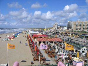 Лучший нидерландский пляж