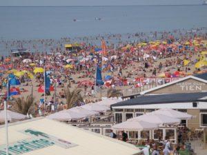 Чистые пляжи Зандворта
