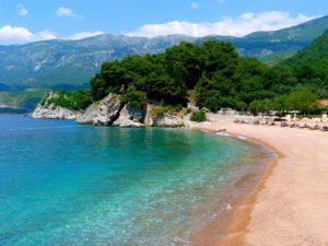 Адриатическое побережье Черногории