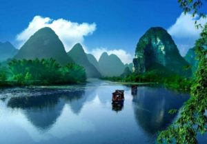 Побережье материкового Китая