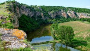 Разнообразный ландшафт Болгарии