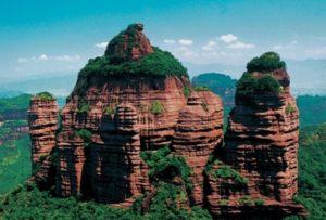 Разнообразный климат Китая