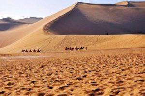 Пустыни Китая