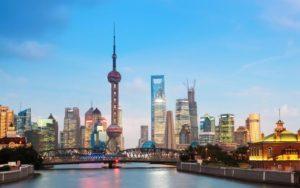 Крупные города Китая