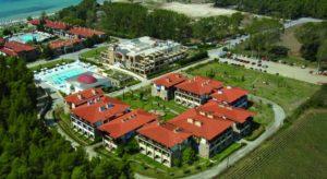 Отель Simantro Beach