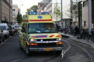 Скорая помощь в Нидерландах