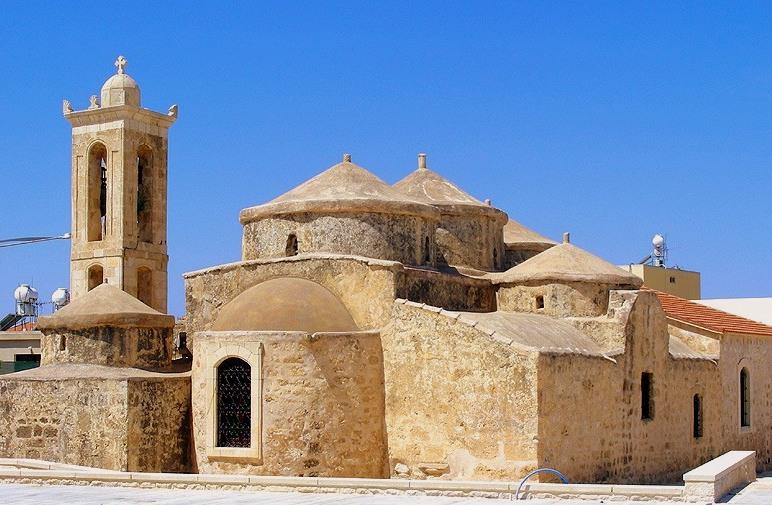 Церковь св Параскевы в Героскопу