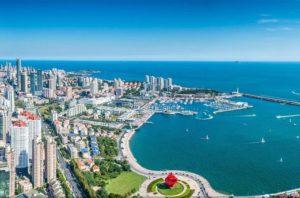Морские курорты Китая