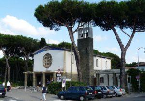 Каталитическая церковь в Тиррении