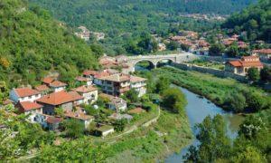 Древняя столица Болгарии - Велико Тырново