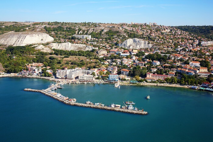 Болгарские морские курорты