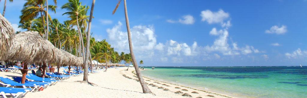 Костамбар  городок доминиканы на побережье атлантического океана
