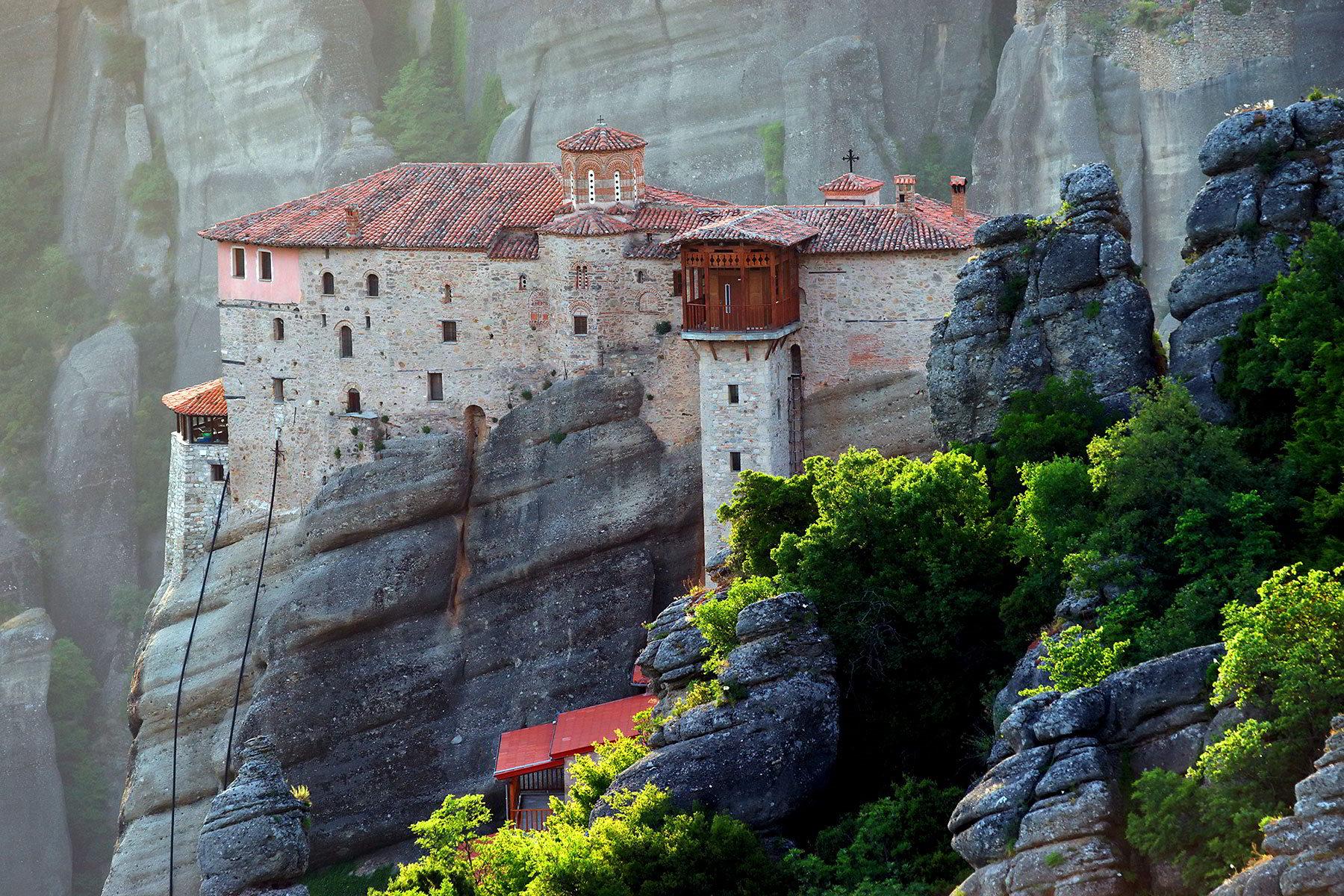 Монастырь Святой Варвары