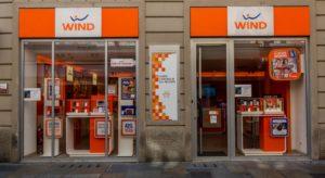 Офис мобильного оператора Wind