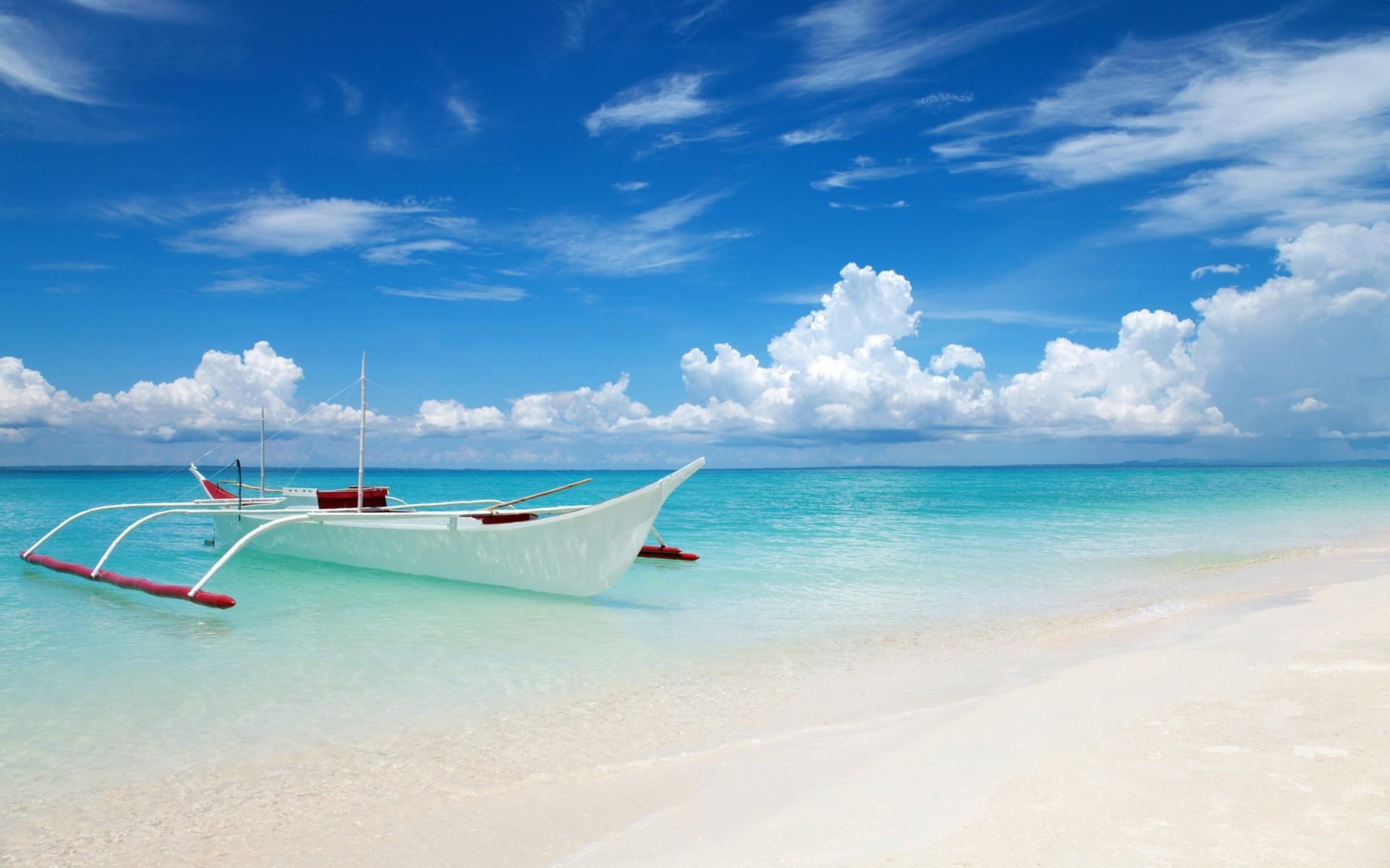 Белоснежные пляжи Тайланда