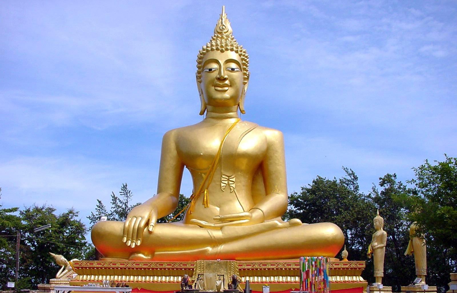Холм Большого Будды Паттайя