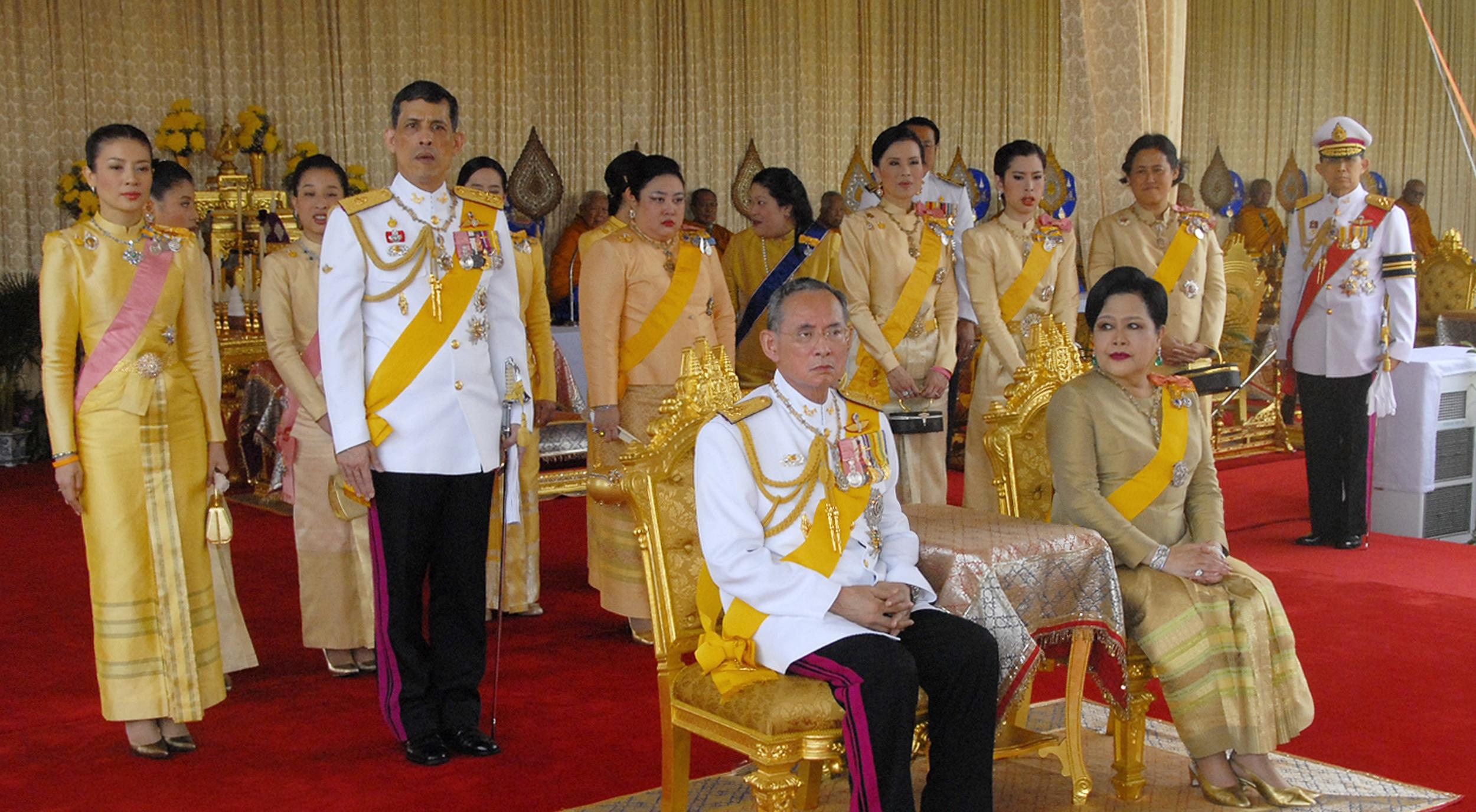 Король Тайланда Рама IX