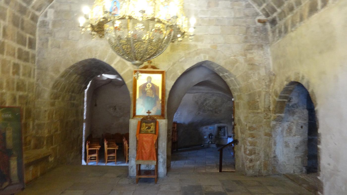 Монастырь и церковь Агия-Напа