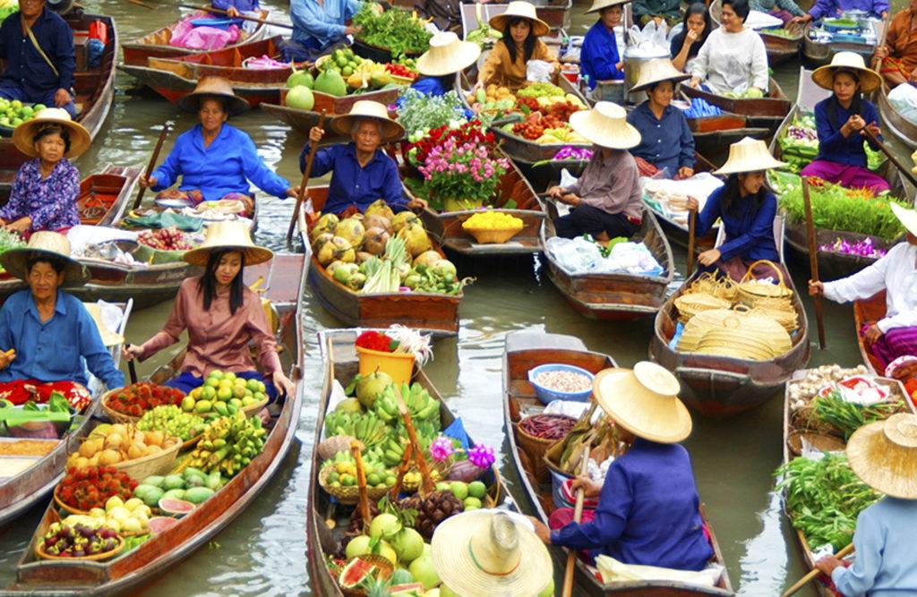 cosmetic market in myanmar