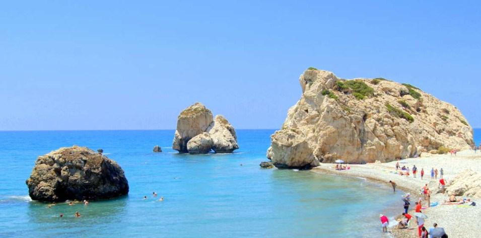Пляж Афродиты Пафос