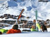Три Долины — горнолыжный курорт Франции