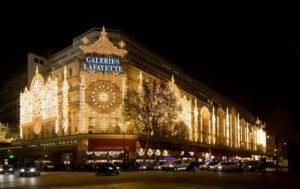 В Галереи Лафайет собраны наиболее именитые столичные модные магазины