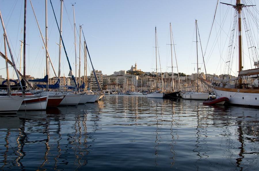 Марсель - средиземноморская столица Франции