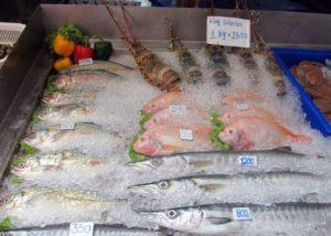 Можно быть уверенным на 100% - морепродукты в Банг Бао всегда свежие