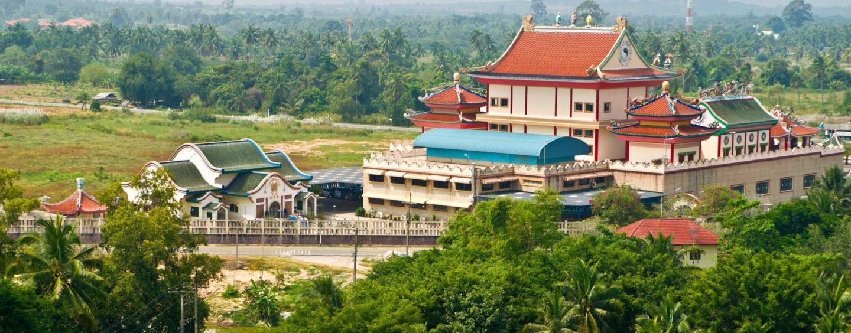 Китайский Храм Вихарнра Сиен (Viharnra Sien). Паттайя