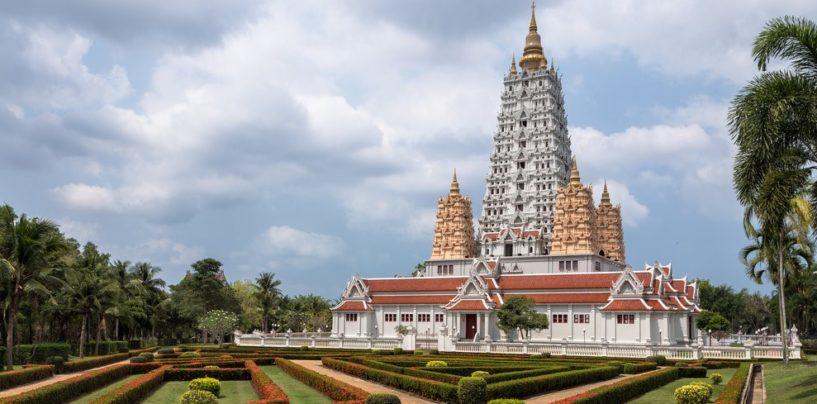 Храмовый комплекс Ват Йанасангварарам Ворамахавихан. Паттайя