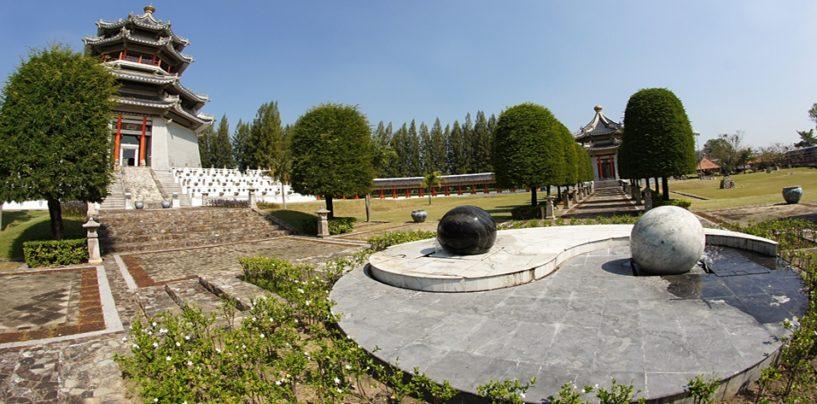 Тематический парк Три королевства (Three Kingdoms Theme Park)