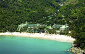 Le Meridien Phuket Beach Resort пользуется заслуженной любовью у своих гостей