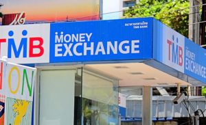 Банки Паттайи. Пункты обмена валюты