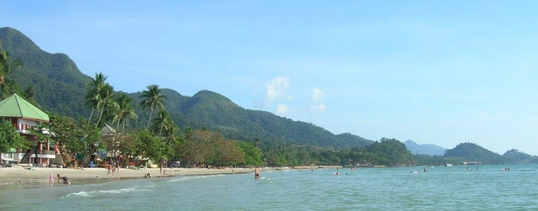 Пляж Вайт Сенд (White Sand beach). Остров Ко Чанг