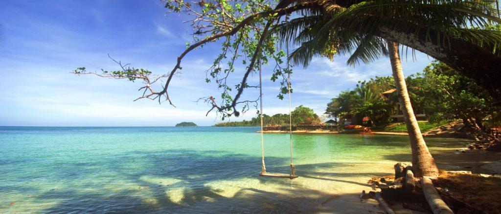 Пляж Бай Лан на острове Ко Чанг