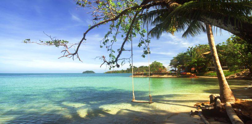 Пляжи острова Ко Чанг
