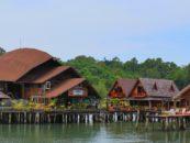 Пляж Банг Бао (Bang Bao). Остров Ко Чанг