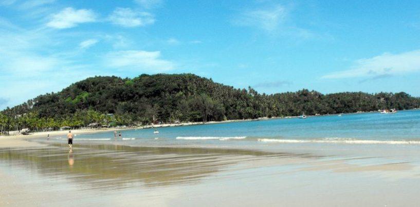 Пляж Банг Тао (Bang Tao Beach)