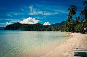 Остров Ко Чанг явяется национальным заповедником, находится под охраной государства.